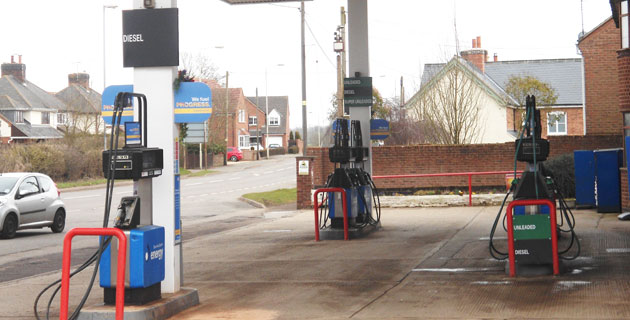 ESSO-forecourt-pumps